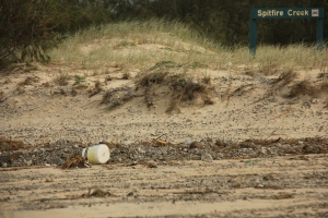 Moreton Island Rubbish