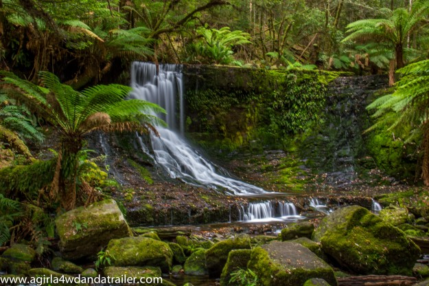 Horseshoe Falls, Mount Field National Park