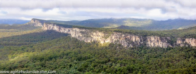 view From Boolimba Bluff, Carnarvon Gorge