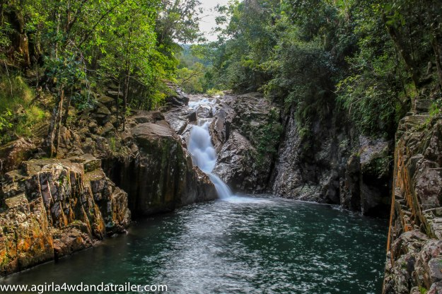 Araluen Cascade Falls