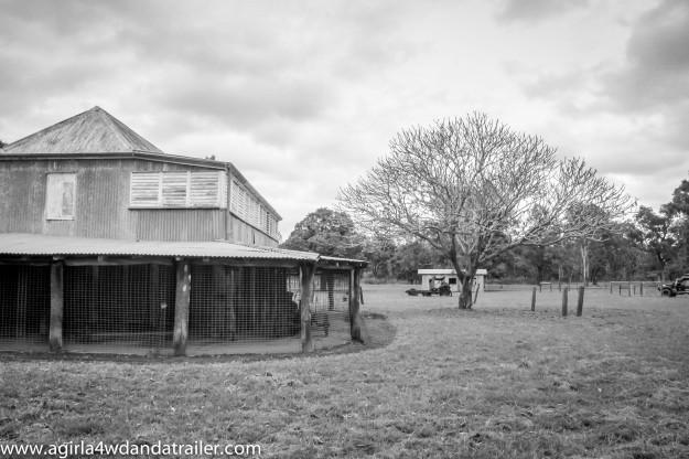 Old Historic Laura Homestead